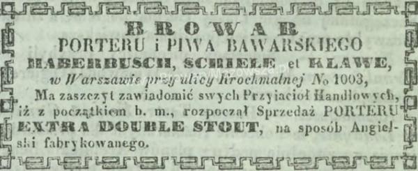 1847 Polish Porter