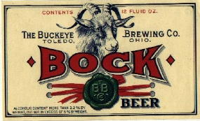 Photo credit Buckeye Beer Toldeo Ohio. All intellectual property therein or thereto belongs solely to its lawful owner or authorized user. Use believed available for educational and historical purposes.